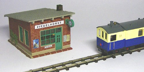 Building modified to match the EGGER-BAHN